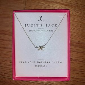 Jewelry - Judith Jack sterling silver 925 necklace
